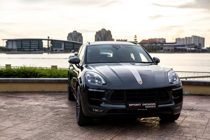 Porsche Macan SportDesign – 40 units only, RM545k Image #750382
