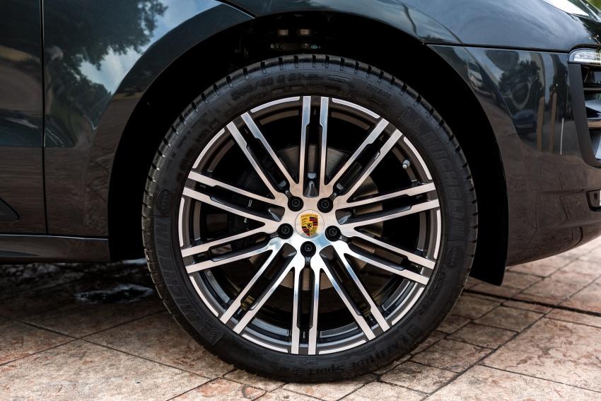 Porsche Macan SportDesign – 40 units only, RM545k Image #750383