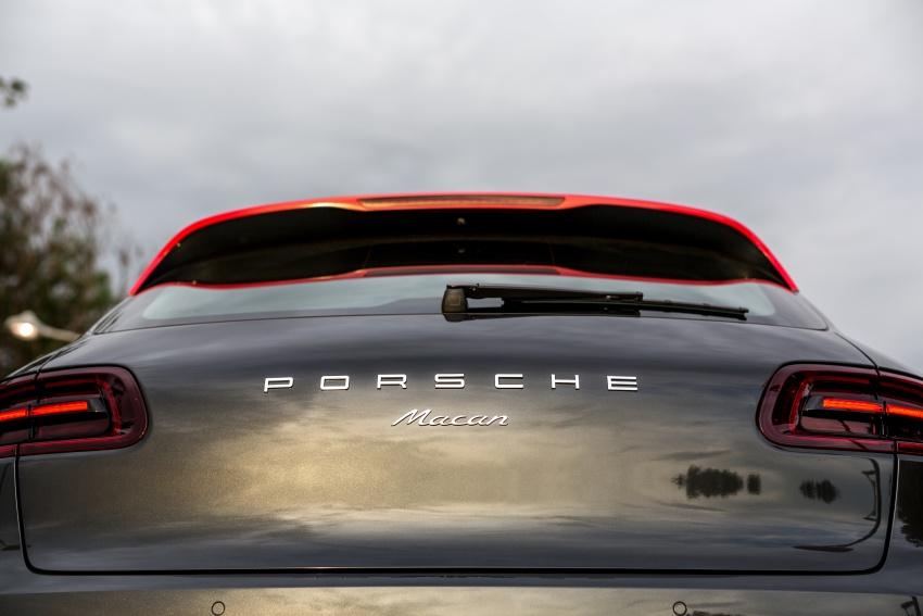 Porsche Macan SportDesign – 40 units only, RM545k Image #750385
