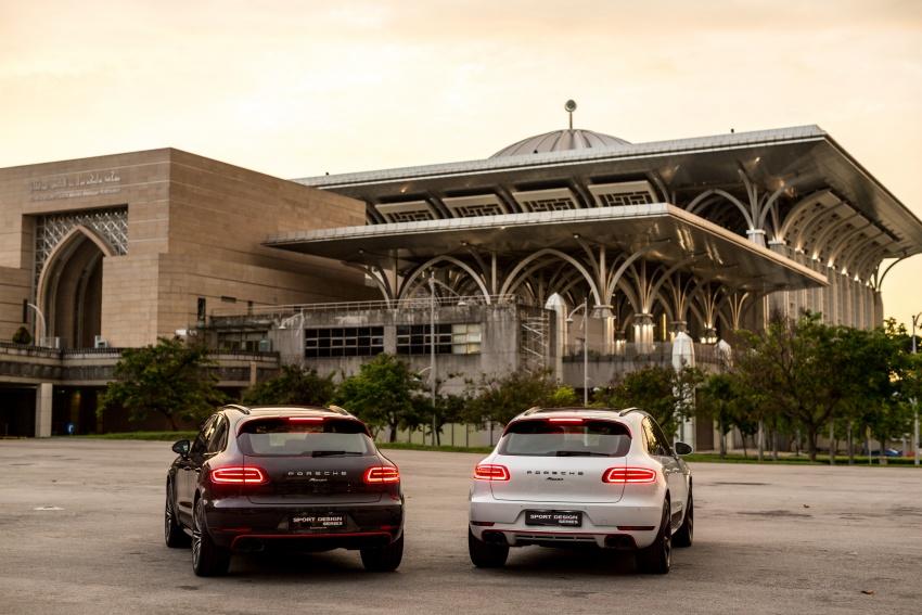 Porsche Macan SportDesign – 40 units only, RM545k Image #750388
