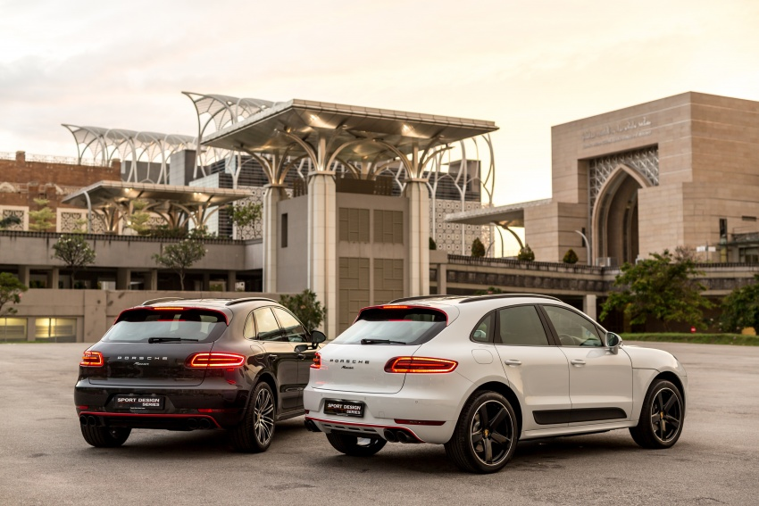 Porsche Macan SportDesign – 40 units only, RM545k Image #750389