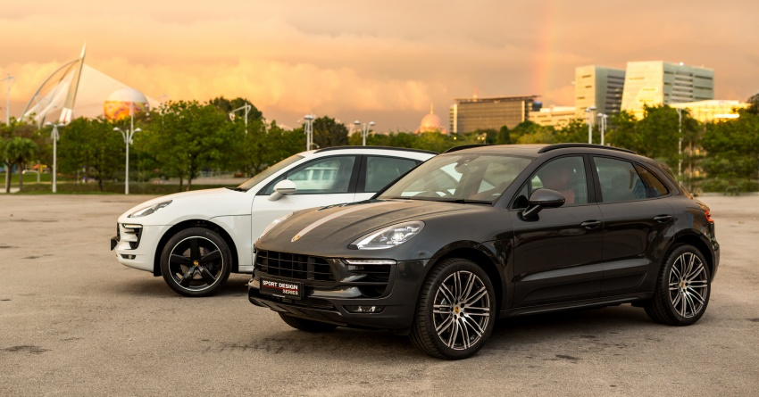 Porsche Macan SportDesign – 40 units only, RM545k Image #750390