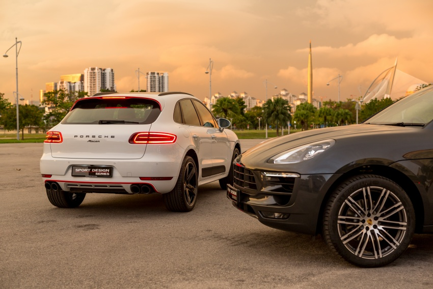 Porsche Macan SportDesign – 40 units only, RM545k Image #750392