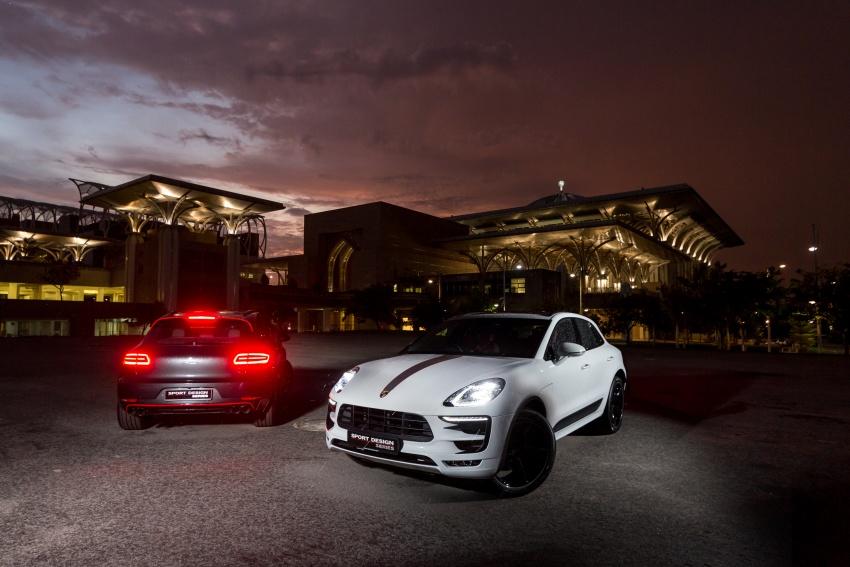 Porsche Macan SportDesign – 40 units only, RM545k Image #750394