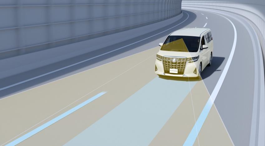 Toyota Alphard, Vellfire facelift: new 3.5 direct-injected V6, 8AT, standard second-gen Toyota Safety Sense Image #753607