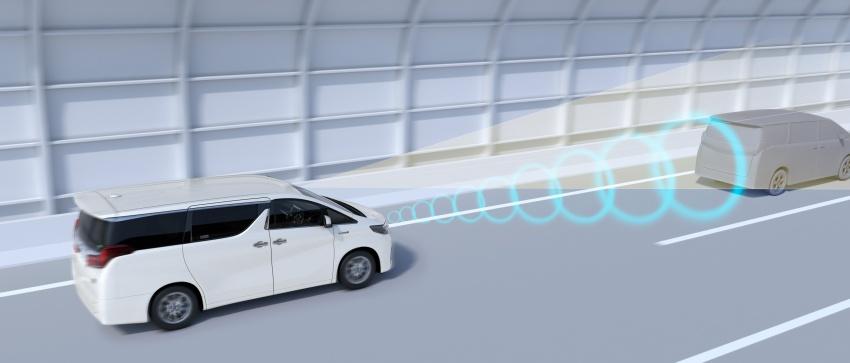 Toyota Alphard, Vellfire facelift: new 3.5 direct-injected V6, 8AT, standard second-gen Toyota Safety Sense Image #753610