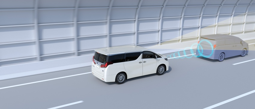 Toyota Alphard, Vellfire facelift: new 3.5 direct-injected V6, 8AT, standard second-gen Toyota Safety Sense Image #753611