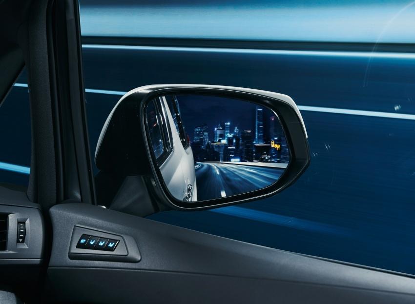 Toyota Alphard, Vellfire <em>facelift</em> – dengan enjin 3.5 liter V6 baru, 8AT dan Toyota Safety Sense generasi kedua Image #753808