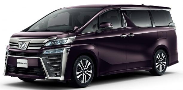 Toyota Alphard, Vellfire <em>facelift</em> – dengan enjin 3.5 liter V6 baru, 8AT dan Toyota Safety Sense generasi kedua Image #753864