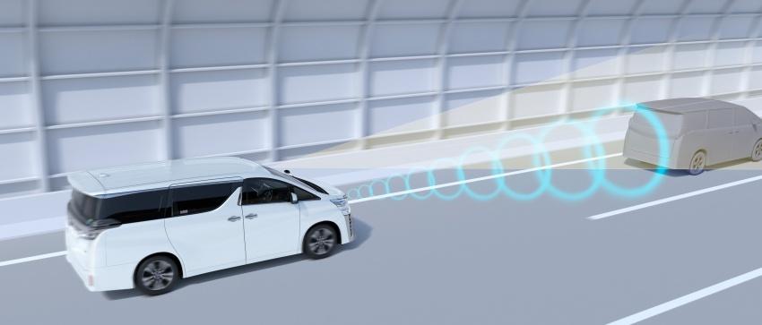 Toyota Alphard, Vellfire <em>facelift</em> – dengan enjin 3.5 liter V6 baru, 8AT dan Toyota Safety Sense generasi kedua Image #753813