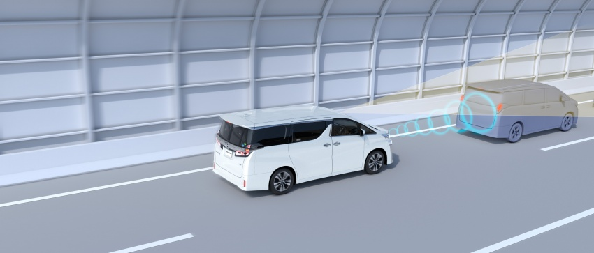 Toyota Alphard, Vellfire facelift: new 3.5 direct-injected V6, 8AT, standard second-gen Toyota Safety Sense Image #753636