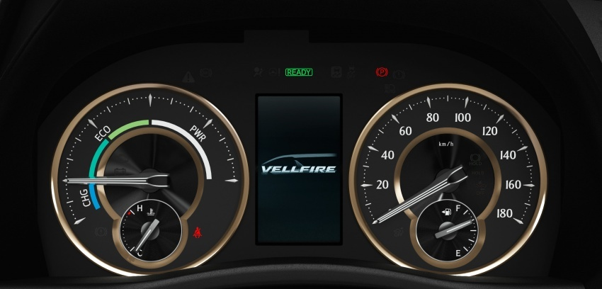 Toyota Alphard, Vellfire <em>facelift</em> – dengan enjin 3.5 liter V6 baru, 8AT dan Toyota Safety Sense generasi kedua Image #753843