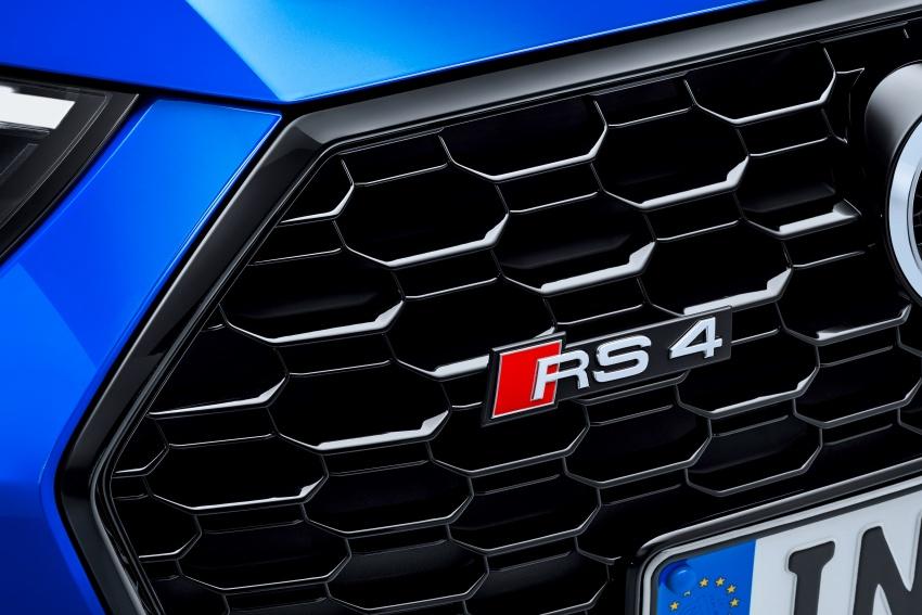 GALLERY: 2018 Audi RS4 Avant – 450 hp C63S rival? Image #751983