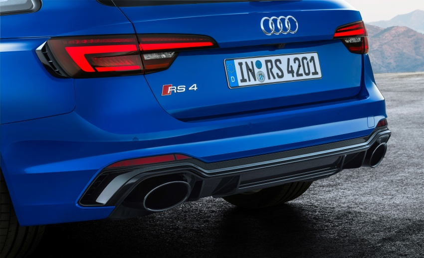 GALLERY: 2018 Audi RS4 Avant – 450 hp C63S rival? Image #751994