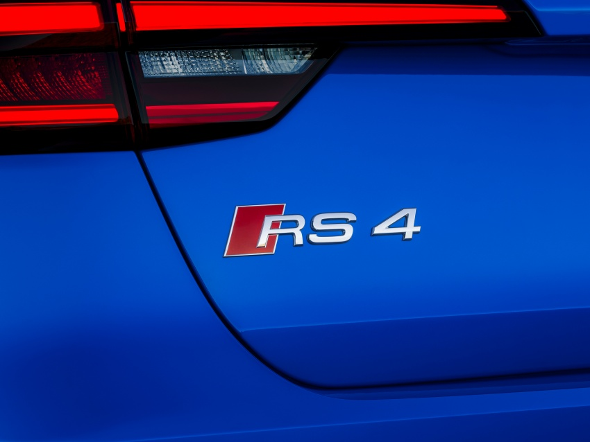 GALLERY: 2018 Audi RS4 Avant – 450 hp C63S rival? Image #751998