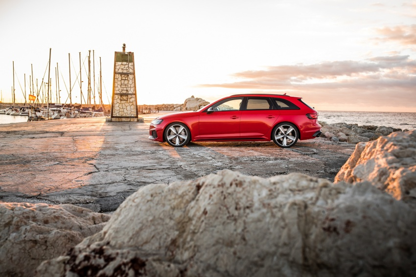 GALLERY: 2018 Audi RS4 Avant – 450 hp C63S rival? Image #752022