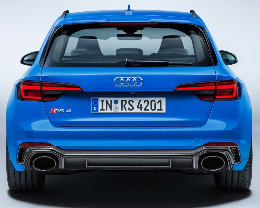 GALLERY: 2018 Audi RS4 Avant – 450 hp C63S rival? Image #751977