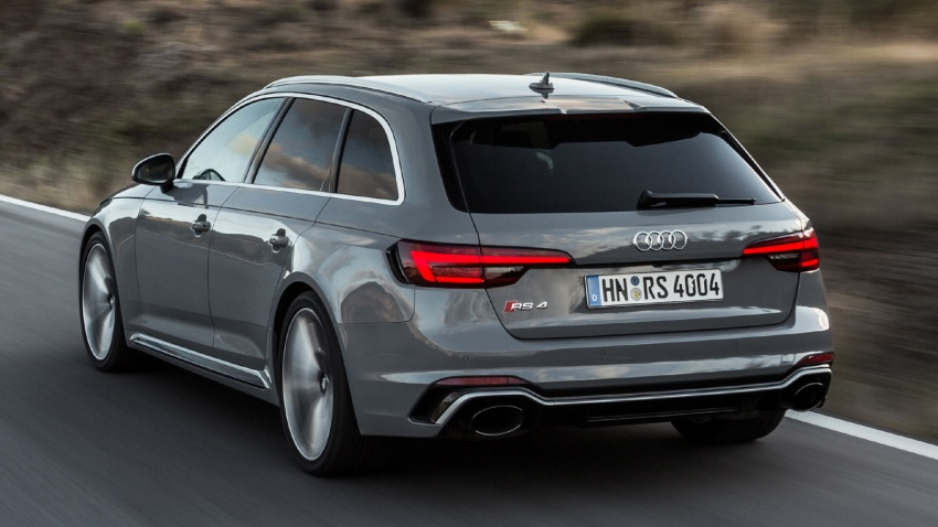 GALLERY: 2018 Audi RS4 Avant – 450 hp C63S rival? Image #752035