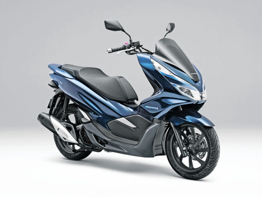 2018 Honda PCX Hybrid in Malaysia by end next year? Image ...