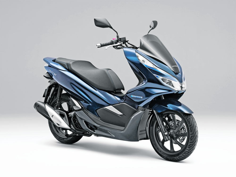 2018 honda pcx hybrid in malaysia by end next year. Black Bedroom Furniture Sets. Home Design Ideas