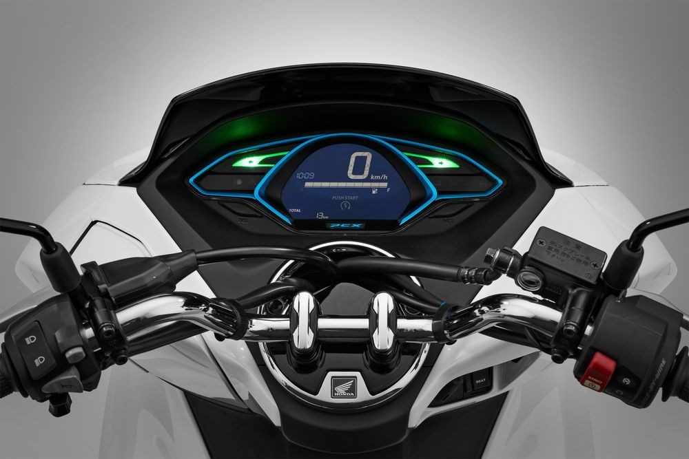 2018 Honda Pcx Hybrid In Malaysia By End Next Year Paul Tan Image
