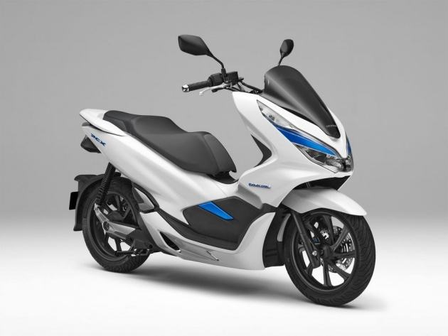Honda Panasonic To Start Battery Sharing In Indonesia