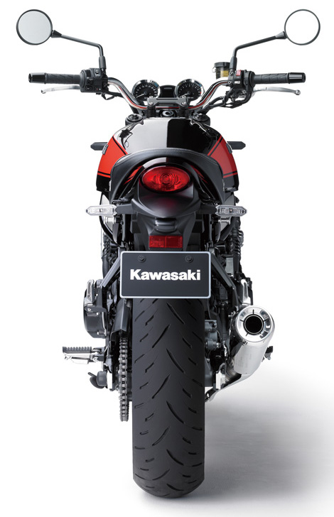2018 Kawasaki Z900 RS Retro Bike Teaser For Malaysia Image 755297