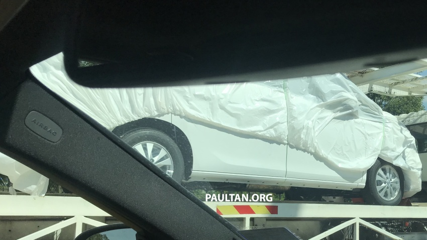 SPYSHOTS: 2018 Nissan Serena spotted on a trailer Image #747354