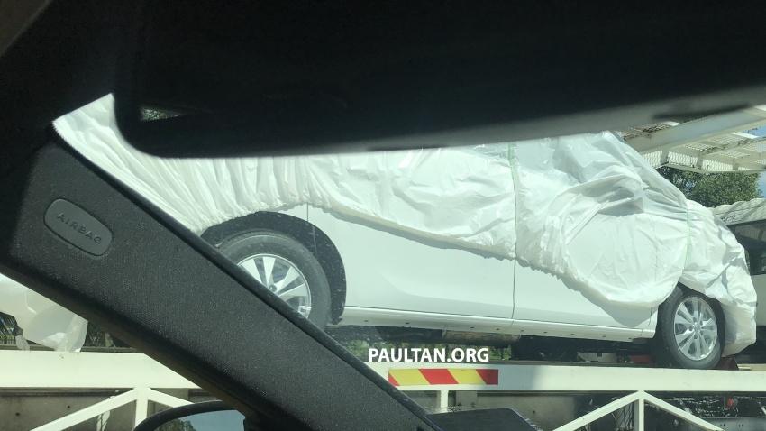 SPYSHOTS: 2018 Nissan Serena spotted on a trailer Image #747354