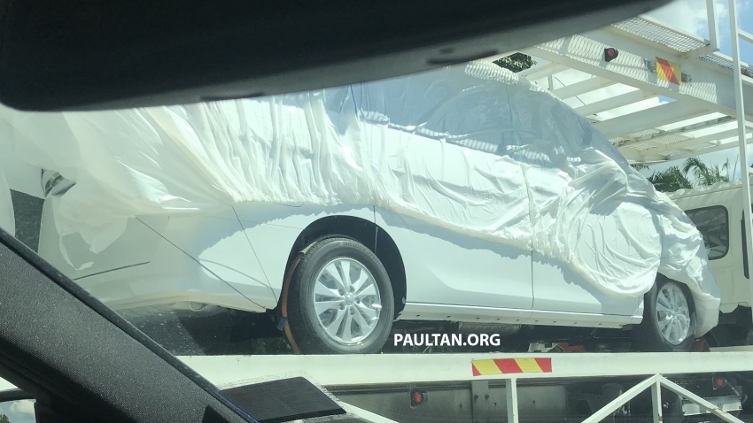 SPYSHOTS: 2018 Nissan Serena spotted on a trailer Image #747359