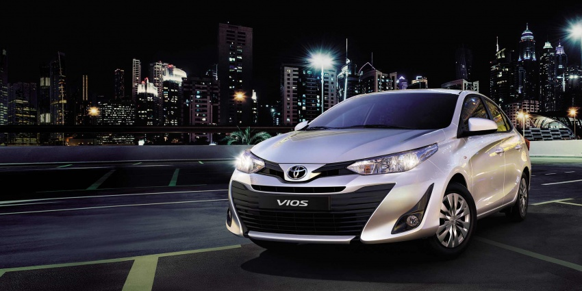 2018 Toyota Vios launched in Singapore, from RM272k Image #750801