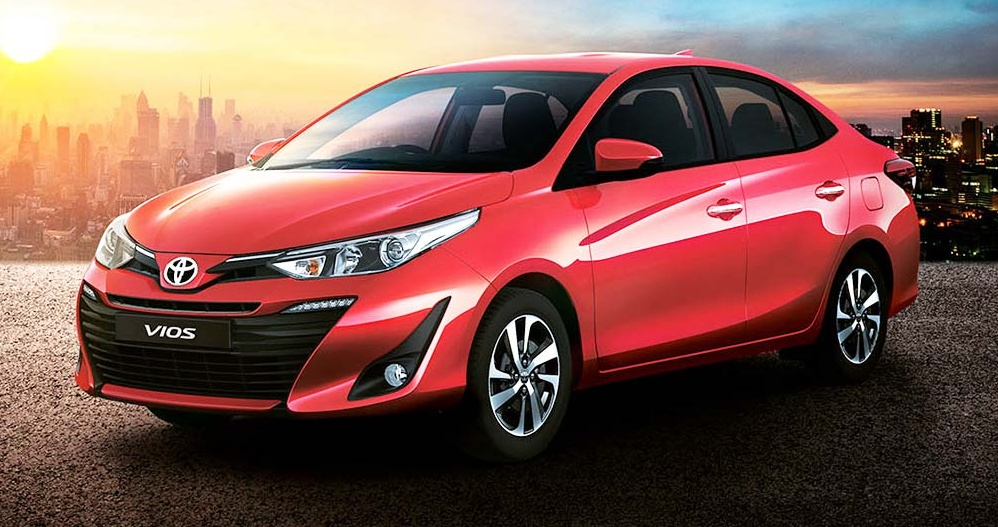 2018 Toyota Vios Launched In Singapore From Rm272k Image