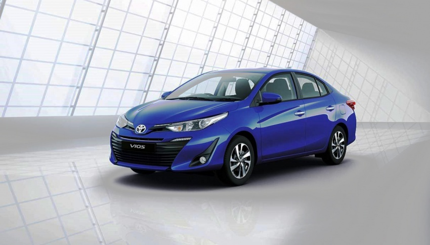 2018 Toyota Vios launched in Singapore, from RM272k Image #750820