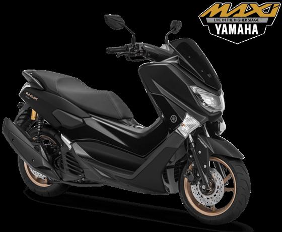 2018 Yamaha NMax 155 gets mid-model updates