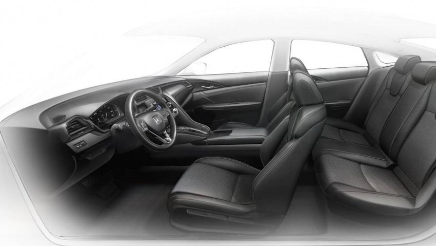 Prototaip Honda Insight generasi baharu bakal tampil di Detroit bulan hadapan – lebih sporty, lebih berkuasa Image #752605