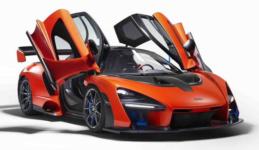 McLaren Senna – 789 hp road-legal track monster Image #749138