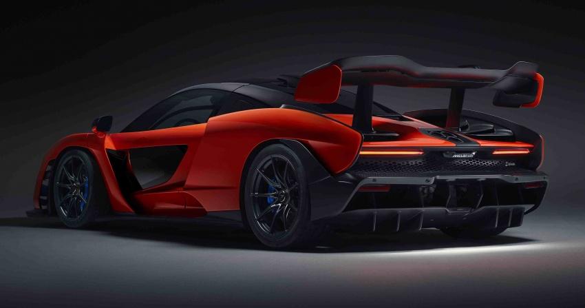McLaren Senna – 789 hp road-legal track monster Image #749142