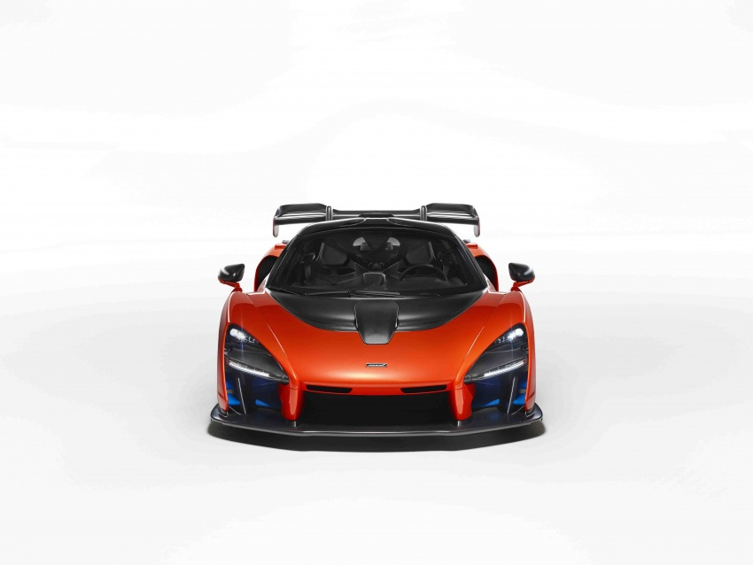 McLaren Senna – 789 hp road-legal track monster Image #749145