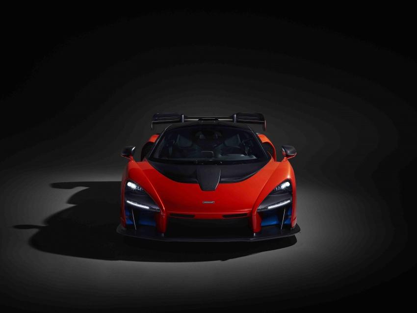 McLaren Senna – 789 hp road-legal track monster Image #749146