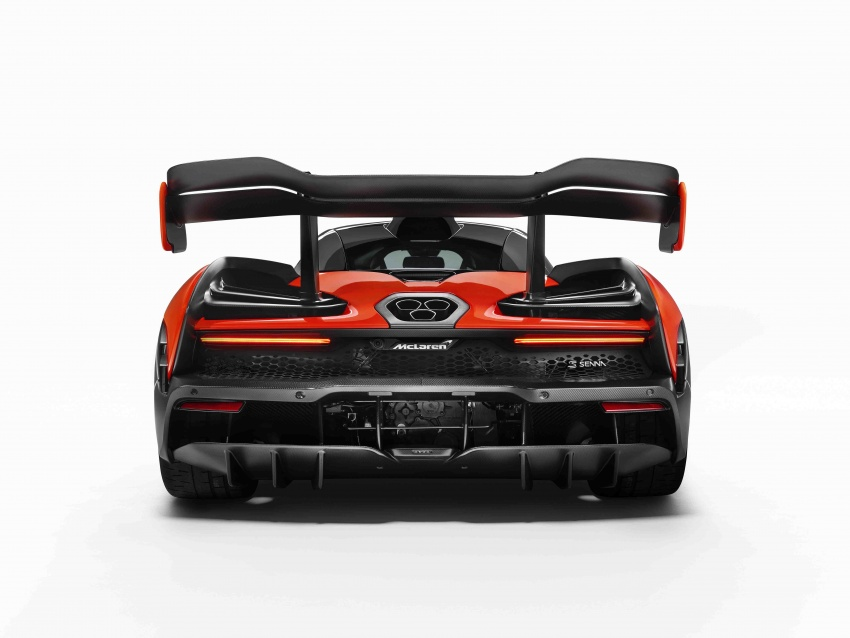 McLaren Senna – 789 hp road-legal track monster Image #749148