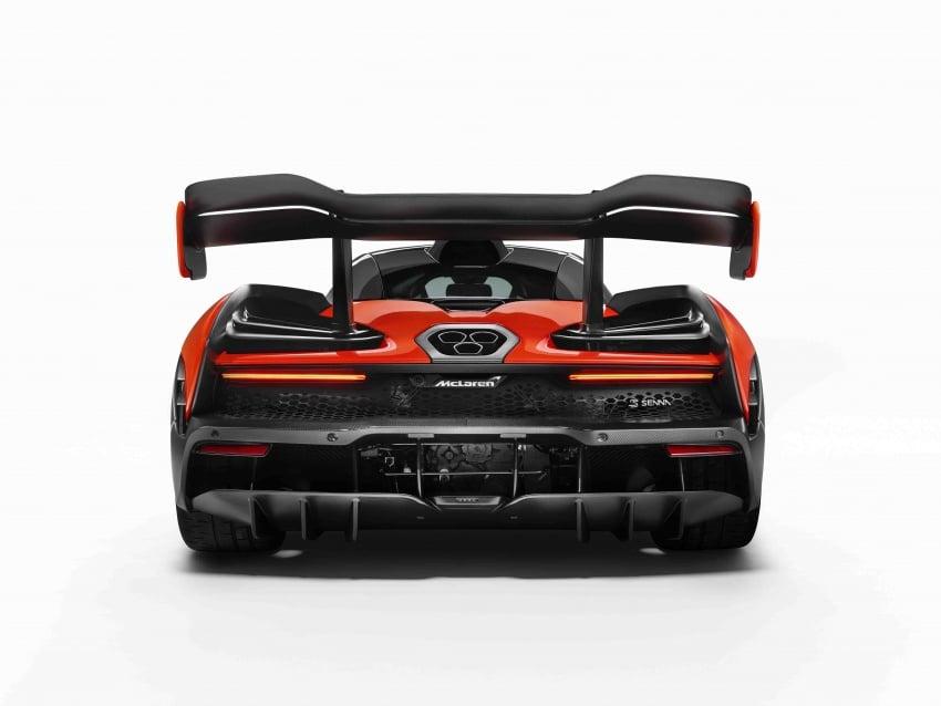 McLaren Senna – 789 hp road-legal track monster Image #749148