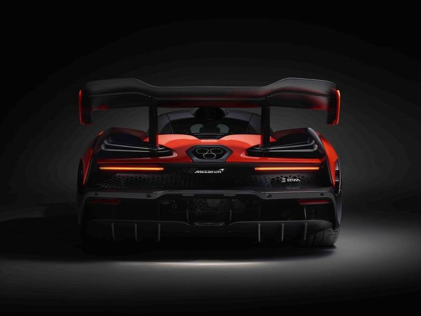 McLaren Senna – 789 hp road-legal track monster Image #749150