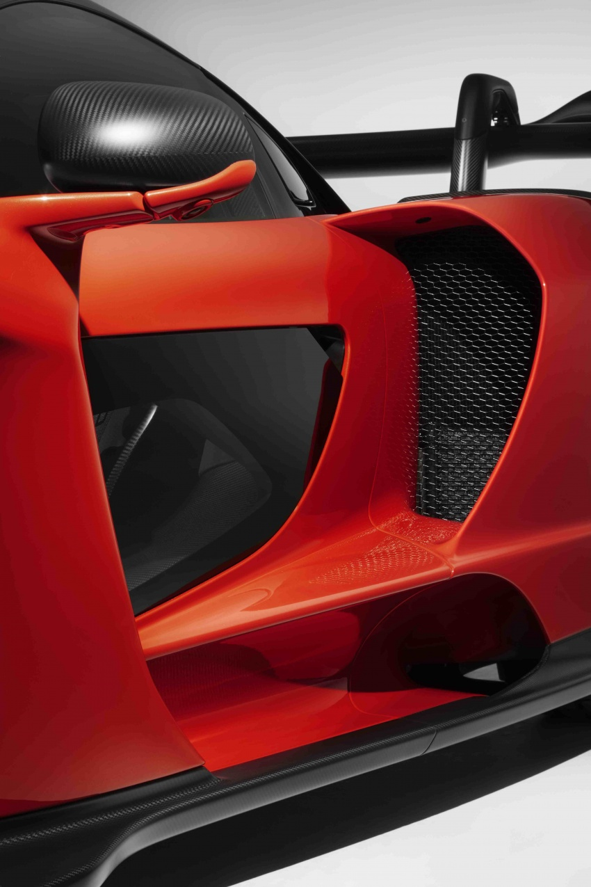 McLaren Senna – 789 hp road-legal track monster Image #749169