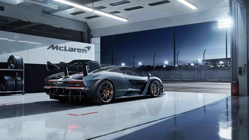 McLaren Senna – 789 hp road-legal track monster Image #749171