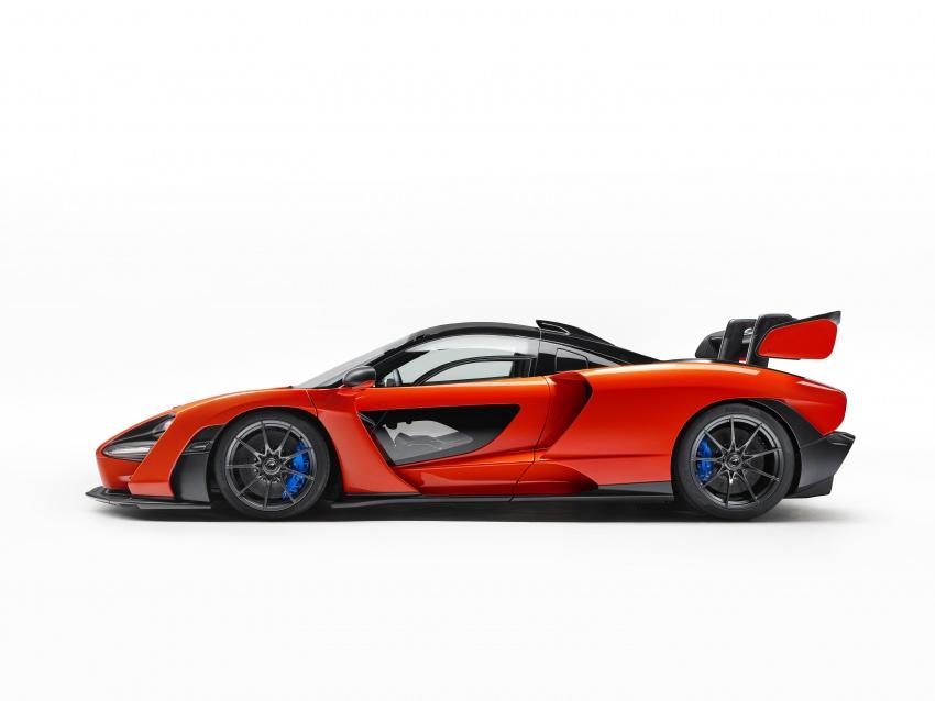 McLaren Senna – 789 hp road-legal track monster Image #749176