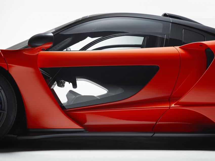McLaren Senna – 789 hp road-legal track monster Image #749177