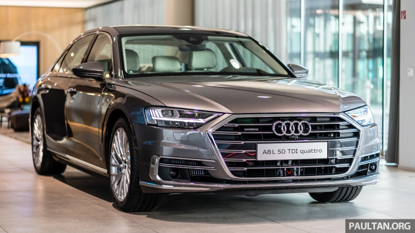Audi to exhibit latest autonomous driving with AI tech Image #746760