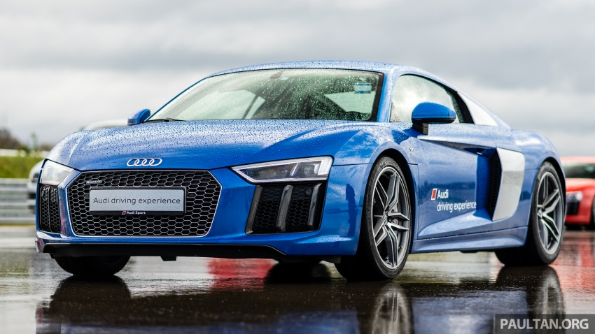 Audi may pull the plug on slow-selling R8 by 2020 Image #753683