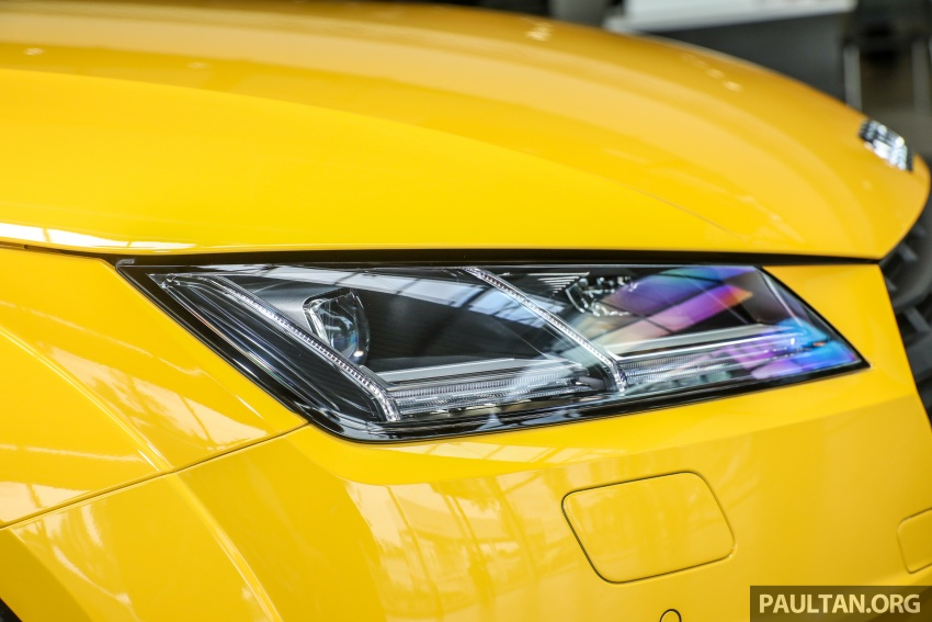 Audi TT 2.0 TFSI Black Edition launched – RM317,400 Image #754454