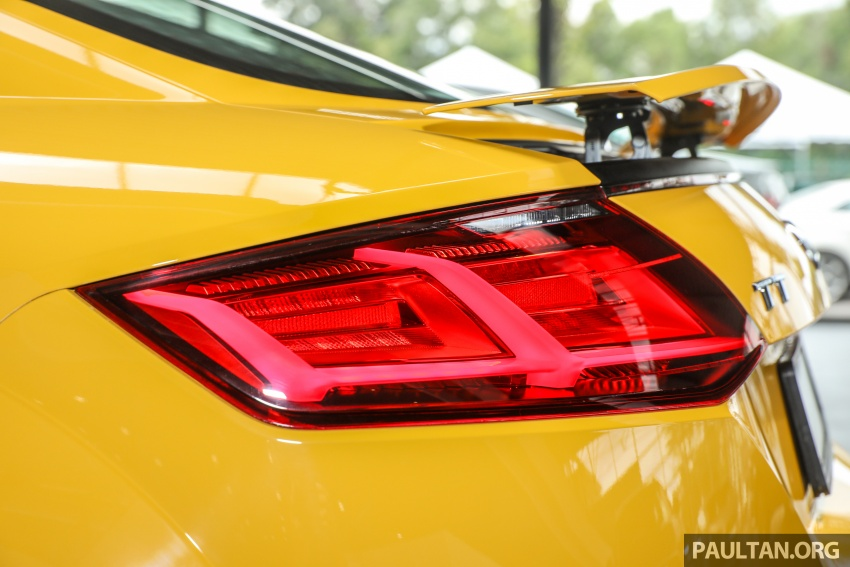 Audi TT 2.0 TFSI Black Edition launched – RM317,400 Image #754468